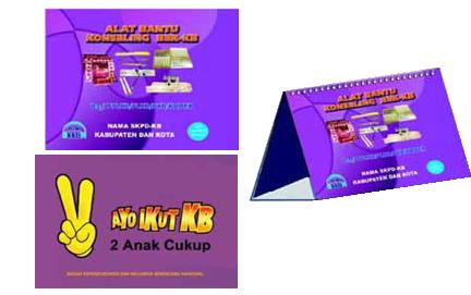 Alat Bantu Konseling Ber-KB KIE Kit